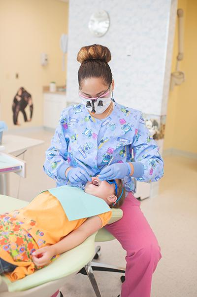 pediatric dentist owings mills