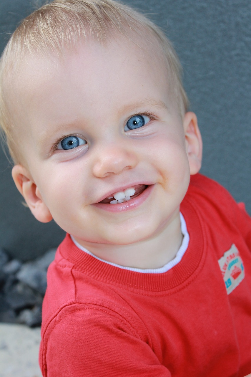 Pediatric Dentist Owings Mills | Teeth Stages